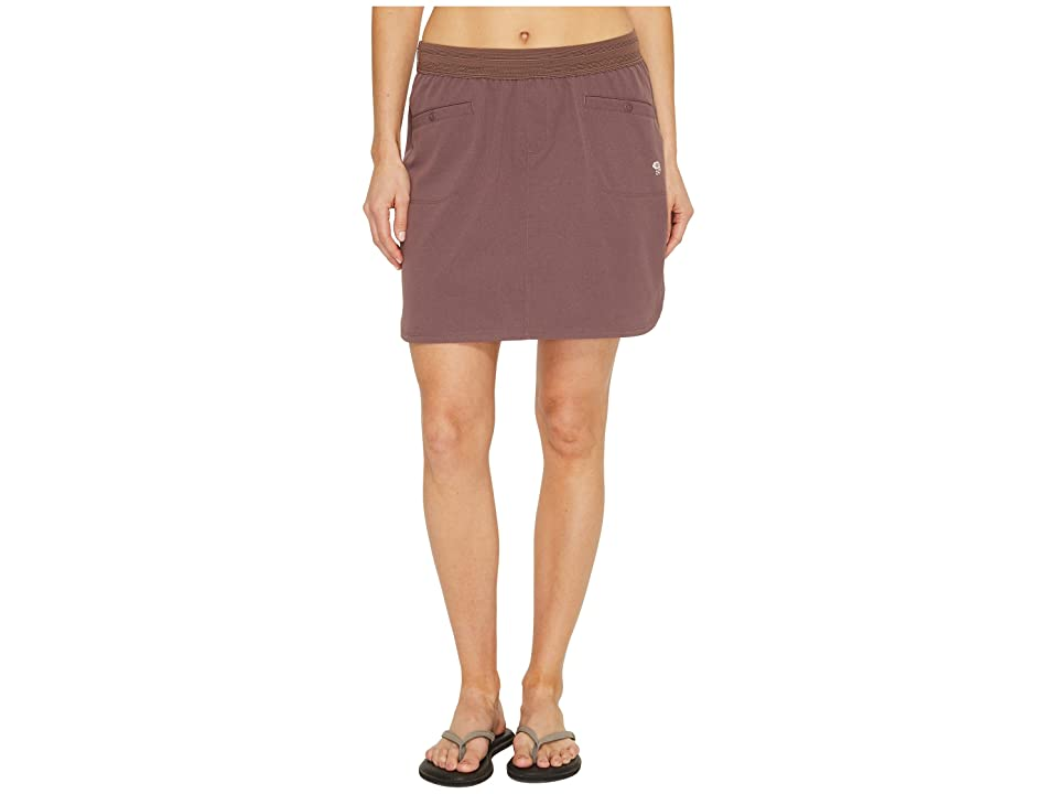 Mountain Hardwear Right Bank Skirt (Deep Lichen) Women