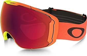 Oakley.... Airbrake XL Snow Goggles ABXL Harmony Fade Team Olympic Goggles