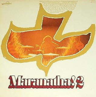 MARANATHA! 2 v/a LP original 1972 Christian hippie folk rock COUNTRY FAITH xian THE WAY