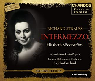 Strauss: Intermezzo