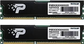 Patriot Signature DDR3 8 GB (2 x 4 GB) CL11 PC3-12800 (1600MHz) 240-Pin DDR3 Desktop Memory Kit