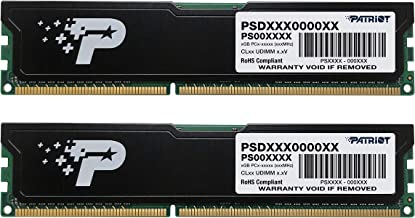 Patriot Signature DDR3 8 GB (2 x 4 GB) CL11 PC3-12800 (1600MHz) 240-Pin DDR3 Desktop Memory Kit