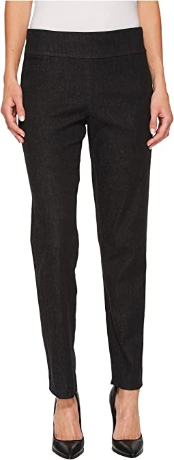 Krazy Larry - Pull-On Denim Ankle Pants