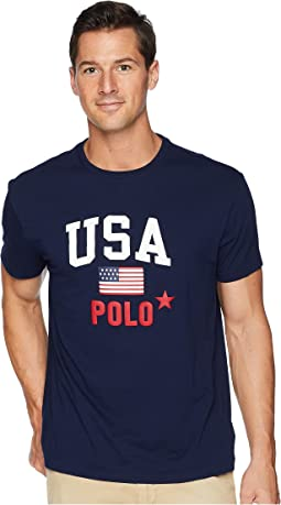 Classic Fit Crew T-Shirt