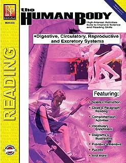 The Human Body: Digestive, Circulatory, Reproductive, & Excretory Systems | Reproducible Activity Book