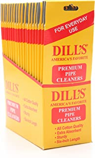 Dill's Daily Tobacco Pipe Cleaner 20 Pack