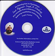 An Introduction to His Holiness Sant Rajinder Singh Ji Maharaj (With Excerpts from a Television Interview, Featuring Meditation Instructions in English and in Spanish)
