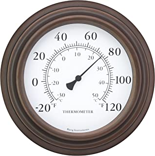 Best patio wall thermometer Reviews