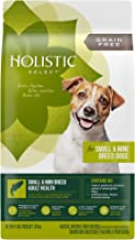Holistic Select Natural Dry Dog Food Grain Free Small & Mini Breed Adult