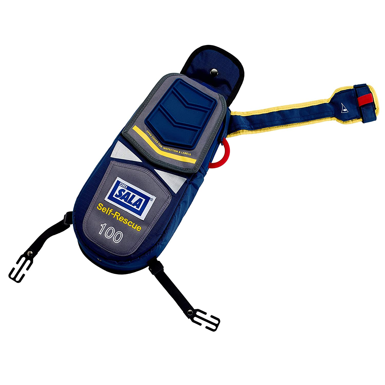 3M DBI-SALA Self-Rescue 100 3320031 Fall Protection Indianapolis Mall 1 Blue Finally popular brand EA