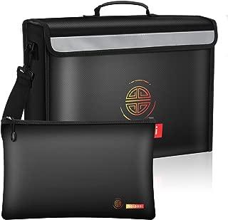 waterproof fireproof document box