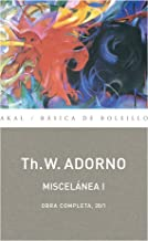 Miscelánea I. Obra completa 20/1 (Básica de Bolsillo nº 20) (Spanish Edition)