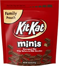 Kit Kat Minis Chocolate Candy, 14.8 oz