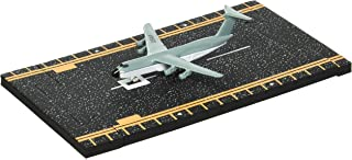 Hot Wings C-5 Galaxy with Connectible Runway Die Cast Plane