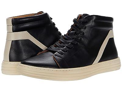 Steve Madden Halbert Sneaker (Black) Men