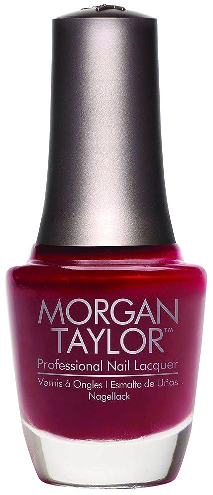 繊毛腐食する属性Morgan Taylor - Professional Nail Lacquer - A Touch of Sass - 15 mL / 0.5oz