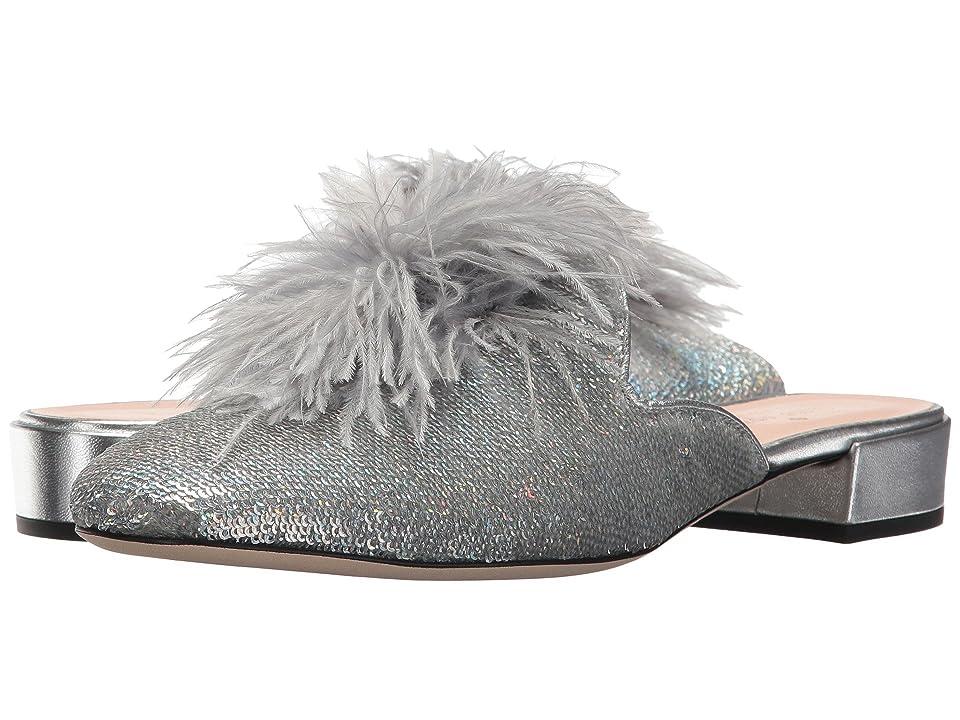 Kate Spade New York Gala (Silver Iridescent Messy Sequins) Women
