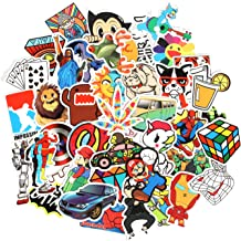 Fngeen Random Sticker 150pcs Variety Vinyl Car Sticker Motorcycle Bicycle Luggage Decal Graffiti Patches Bike Skateboard Stickers for Laptop Stickers (150pcs)