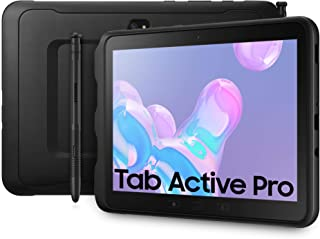 "Samsung Galaxy Tab Active Pro Enterprise Edition, Tablet LTE, Display 10.1"" TFT, 64 GB Espandibili MicroSD fino a 512 GB, ..."