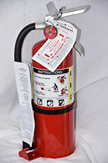 certified fire extinguisher