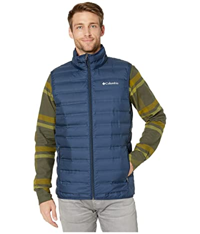 Columbia Lake 22tm Down Vest (Collegiate Navy) Men
