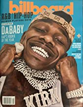BILLBOARD MAGAZINE - OCT. 19, 2019 - R&B / HIP-HOP POWER PLAYERS 2019 - STARRING: RAP'S ROOKIE OF THE YEAR ( DABABY )