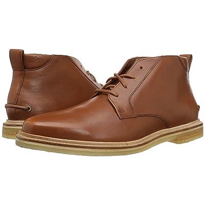 Tommy Bahama Lancaster (Tan Crust Leather) Men
