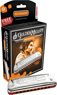 Hohner Golden Melody 542/20 Gx - Armónica