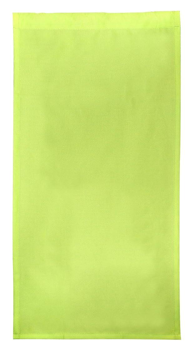 等々新着忘れっぽい和泉化成 『カラーボックス用カーテン』 スタイルカーテン?グリーン 43×88cm