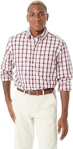 Magnetic Button Shirt Regular Fit