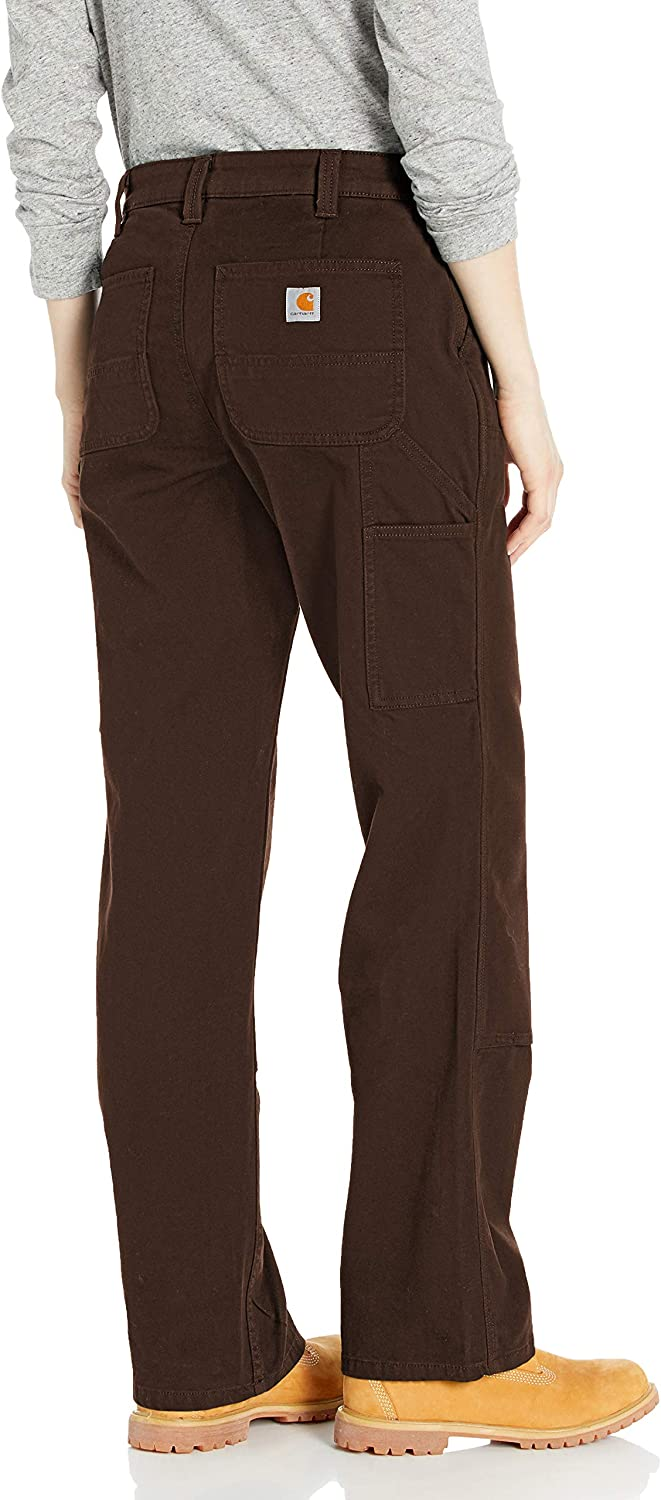 Carhartt Womens Original Fit Crawford Double Front Pant