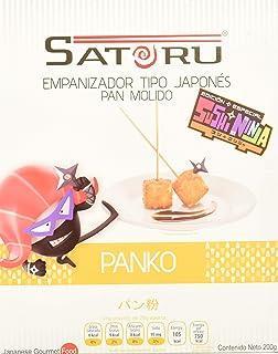 Satoru Empanizador Japones Panko, Característico de Pan Molido, 200 g