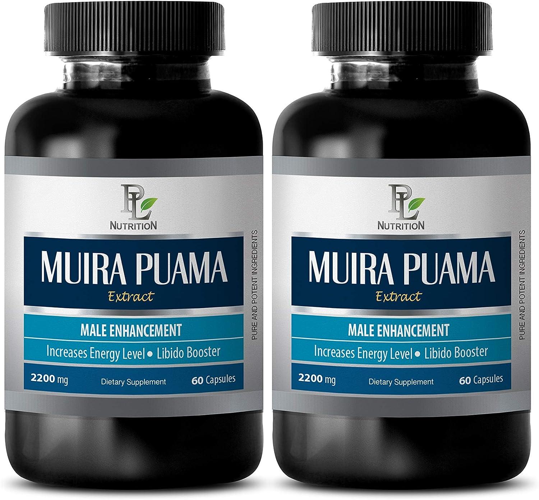 Enhancement Pills for gift Men Pack - PUAMA Muira Enha Extract Male San Jose Mall