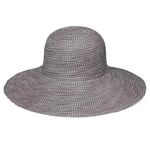 Wallaroo Hat Company Women s Petite Scrunchie Sun Hat – UPF 50+ 81c4c4814aa