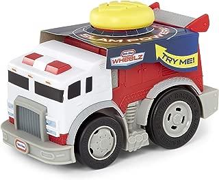 Little Tikes Slamming' Racers- Fire Engine