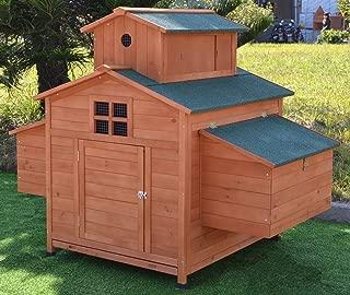 chicken coop for 8 hens