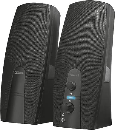 Trust Almo Set di Altoparlanti 2.0 USB con Potenza di Picco di 10 W, Nero [nuovo modello] - Trova i prezzi più bassi