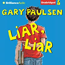 liar liar by gary paulsen audiobook
