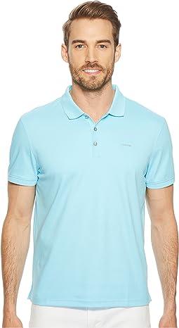 Calvin Klein - Liquid Touch Polo Shirt