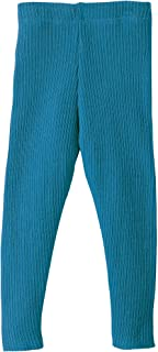 Organic Merino Wool Knitted Leggings
