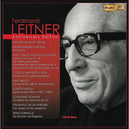 Ferdinand Leitner Anniversary Edition by Ferdinand Leitner on Amazon Music  - Amazon.com