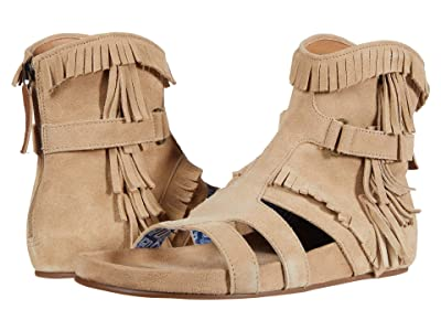 Dingo #SunnyDay (Natural Suede) Women