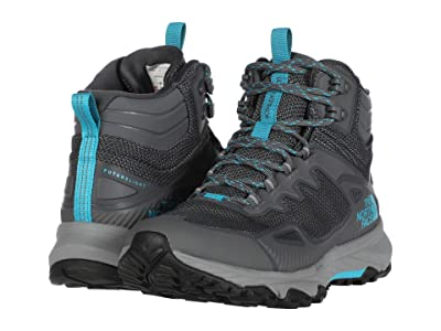 The North Face Ultra Fastpack IV Mid Futurelight (Zinc Grey/Caribbean Sea) Women