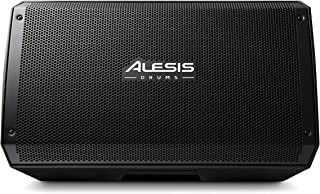 Alesis Strike Amp 12 | 2000-Watt Ultra-Portable Powered Drum Speaker / Amplifier With 12-Inch Woofer, High-Frequency Compression Driver and Contour EQ (Renewed)