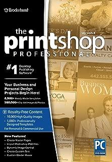 The Print Shop Professional 4.0