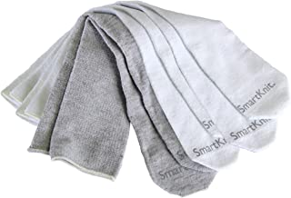 SmartKnit Seamless AFO Interface Socks 5 Pack