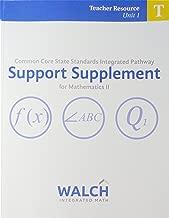 CCSS IP Support Supplement for Mathematics II Teacher Resource Unit 1