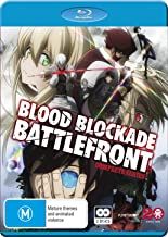 Blood Blockade Battlefront Complete Series (Blu-ray)