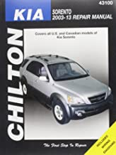 Kia Sorento 2003-13 (Chilton)