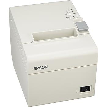 旧モデル エプソン サーマルレシートプリンター/80mm・58mm/Bluetooth/クールホワイト/電源同梱 TM202BI136